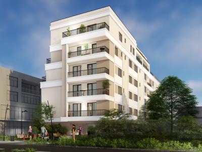 Proiectul imobiliar Veris - Morarilor
