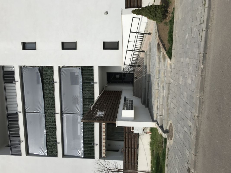 Apartament de inchiriat in Greenfield Residence! Curte de 59 m si loc de parcare