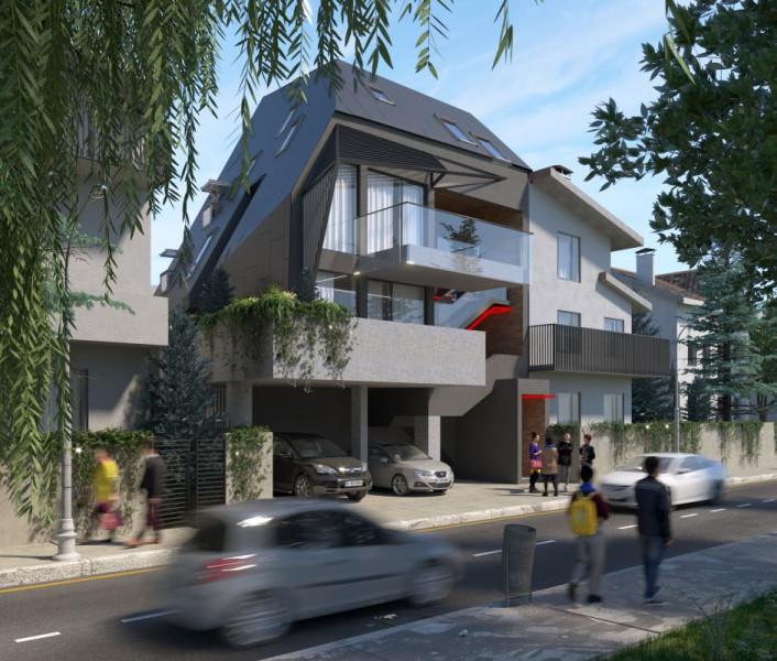 Apartament în zonă de case la 4 minute de Metrou Muncii!