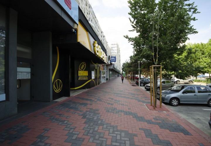 Baba Novac spatiu comercial stradal Soseaua Mihai Bravu