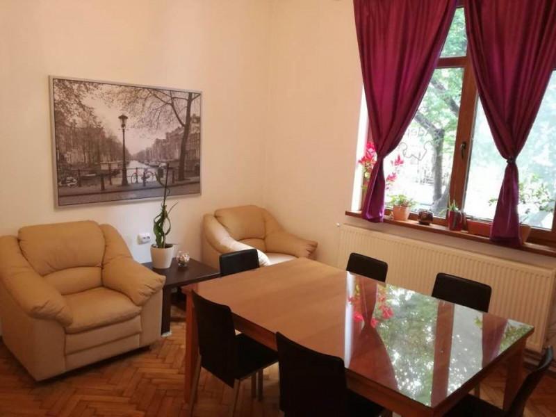 Apartament in vila Dorobanti! Bonus: garsoniera de 18 mp!