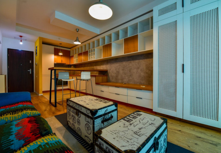 Apartament in Complexul Cosmopolis cu vedere catre piscina!